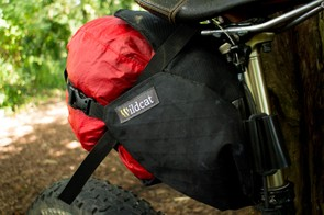 Padding helps prevent your bike from knocks and scrapes, and keeps spray at bay