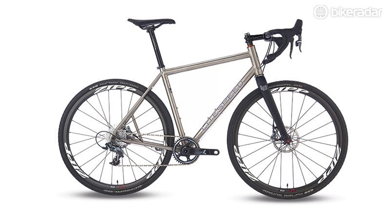 Our Litespeed T5 Gravel custom build added up to a gravel grinder's fantasy ride