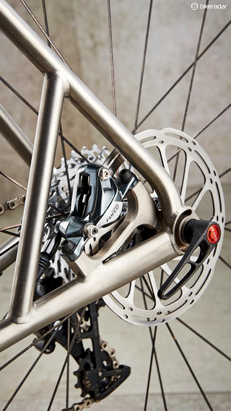 Litespeed T5 Gravel custom build - BikeRadar