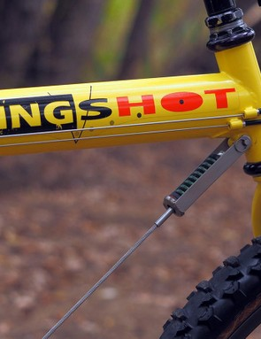 Slingshot said its unique 'Sling Power Technology' frame design was not only more comfortable but actually produced forward motion when you hit bumps