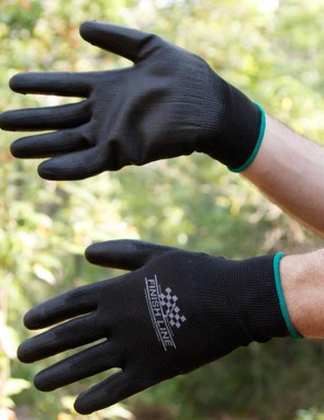 Keep your hands happy with these Mechanic Grip gloves from Finish Line. Re-usable and breathable, they're far more comfortable to wear than the more common Nitrile gloves