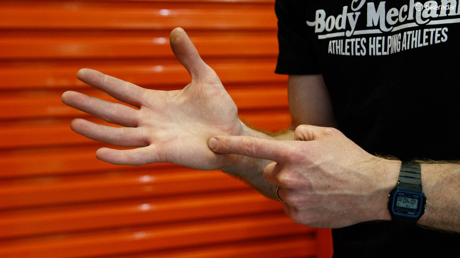 Most current bar designs place plenty of stress on the sensitive nerves in your palms, wrists and all the way through to your neck and shoulders