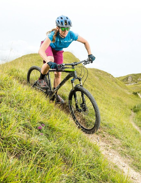 On the trail, the Mantra Pro does a damn good job of making you forget its price tag