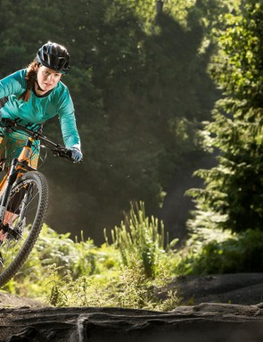 The Ramin's 29er wheels make for a smooth-rolling experience
