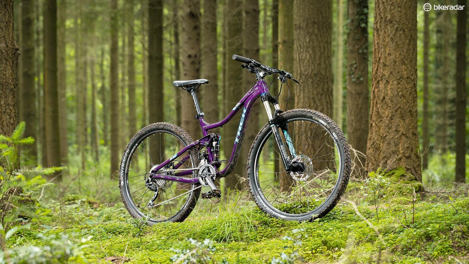 Trek's Lush draws on two decades of women-specific development