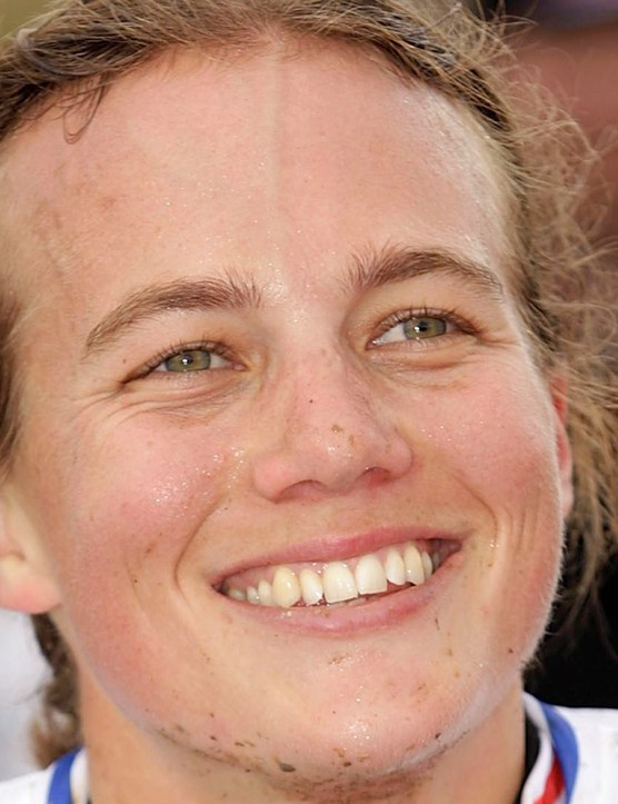 Tracey Moseley, British MTB hero
