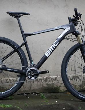 BMC's XT-spec Teamelite TE01