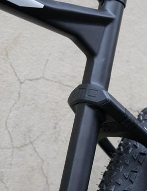 Hard, medium and soft versions of the elastomers will be included with every bike