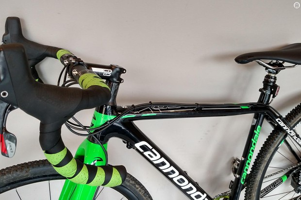Would you run a dropper seatpost on your cyclocross bike?