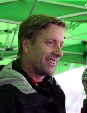 Cannondale-Cyclocrossworld.com team director Stu Thorne thinks droppers could give racers an advantage in certain situations