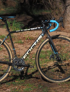 The Focus Mares CX Disc 105 isn't just a great bike for the money; it's a great bike, period