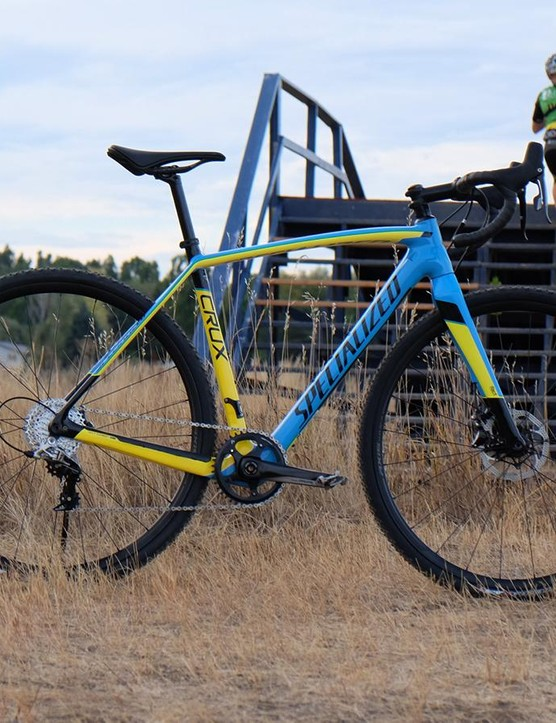 The Specialized CruX Elite X1 is a good option for the amateur racer who doesn't plan to switch out wheelsets