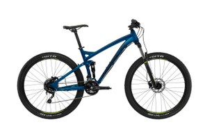 Norco's 2015 Fluid 7.2 is a fun if rather twangy budget full-sus rig