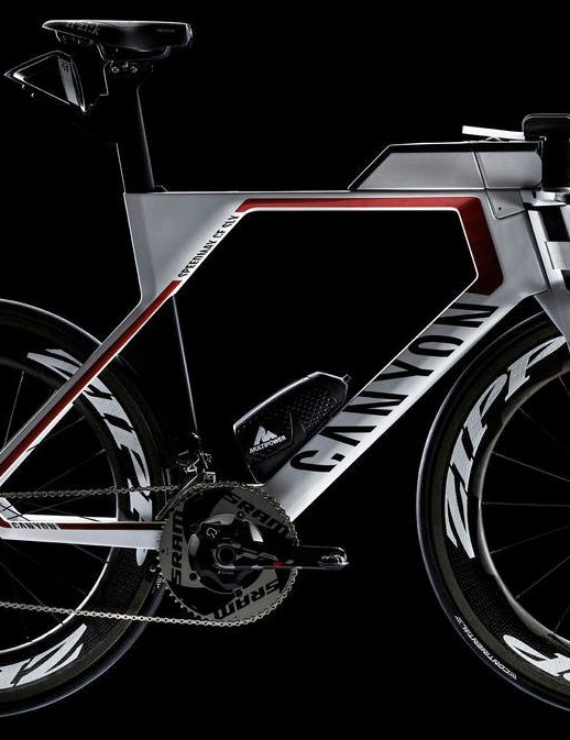 Jan Frodeno's Canyon Speedmax CF SLX