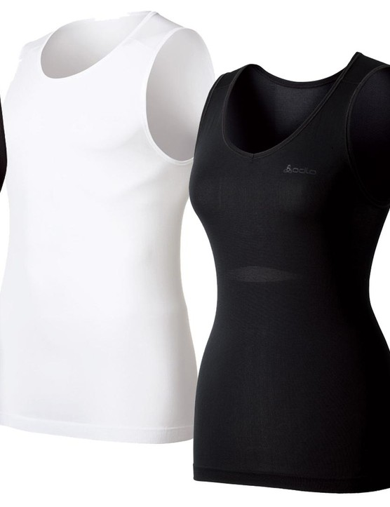 Odlo evolution cycling base layers are great for adding some insulation in cool weather