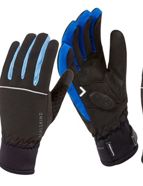 Keep your digits warm with these SealSkinz winter cycling gloves