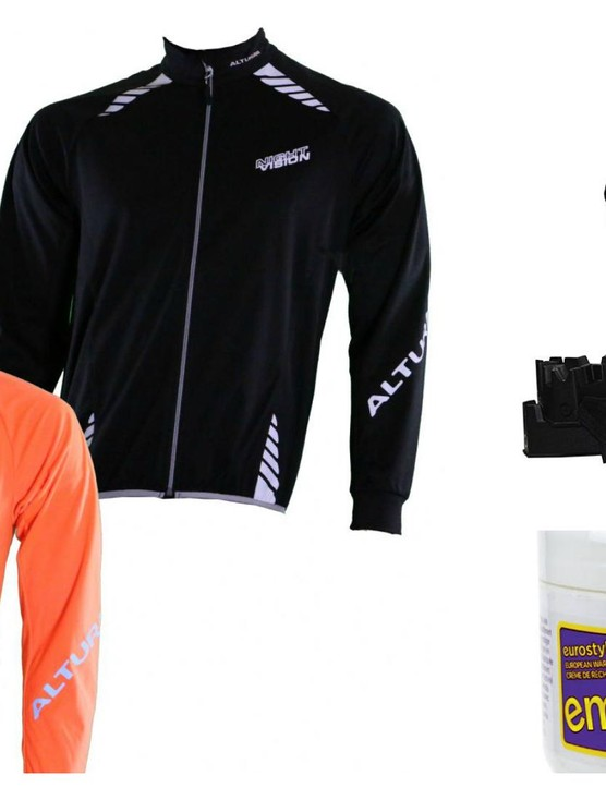 Jackets, gloves and more to keep you riding through the winter