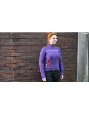 Castelli Gabba W long sleeve –creating the women's specific cut is slightly more costly, according to Castelli