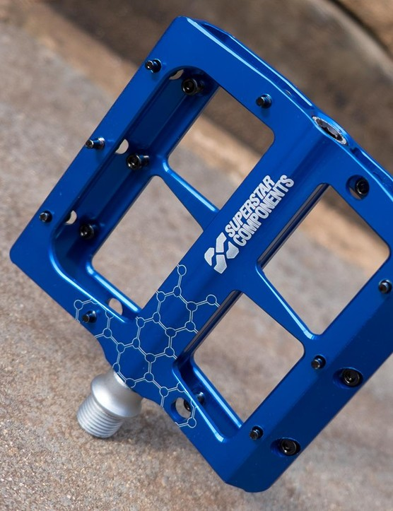 Superstar Nano-X pedals are now made in the UK –at the same price!