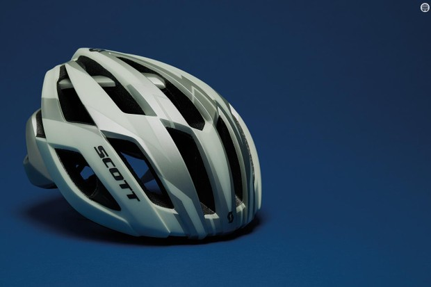 Scott Arx helmet looks the part and performed impressively
