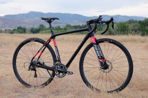 The Niner BSB 9 RDO has balanced geometry that works for a wide range of courses