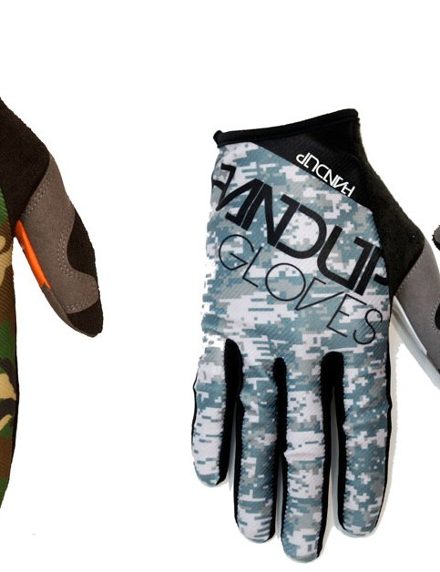 You might be a redneck when you all the mountain bike gloves you own are camo