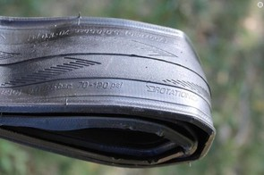 Tubeless tyres don't need an inner tube, but can be tricky to mount