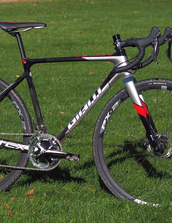 The 2016 Giant TCX Advanced Pro 2 offers up a smooth ride but its traditional Euro geometry won't suit everyone
