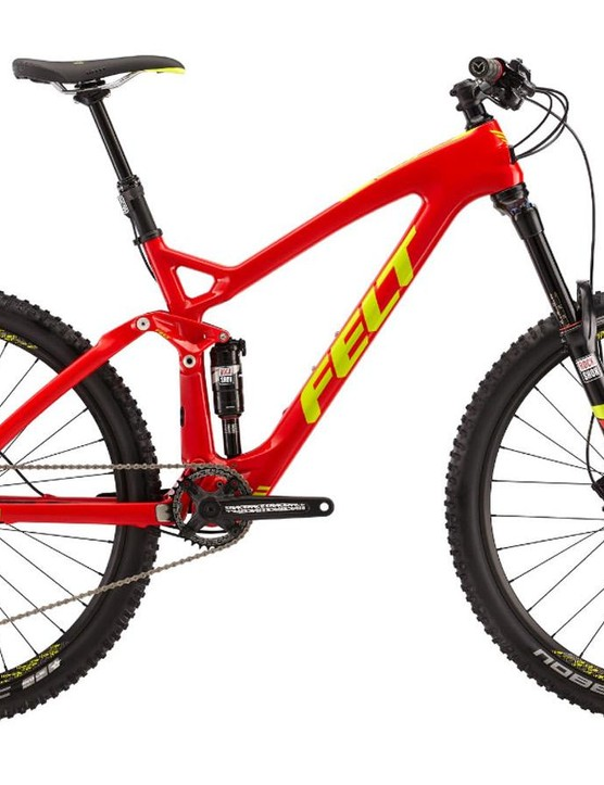 The Felt Decree 3 ($4,499) looks like a high value option. It's a full carbon frame, although its lay-up is a lower grade compared to the models above