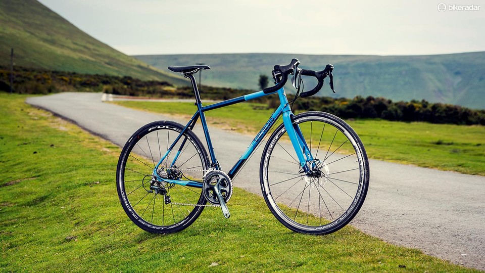 73160cc7b87 Genesis' Equilibrium Disc 10 is a lovely looking steel machine