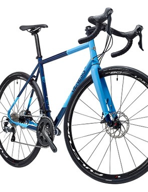The addition of TRP's excellent Spyre disc brakes is a welcome one