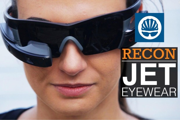 Recon Jet smart glasses bring live data closer than ever to performance-focused cyclists