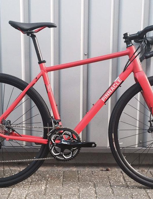 Kenda's Small Block Eight 35c cyclocross rubber is specced across all the new Arkose line, except for the SS singlespeed model
