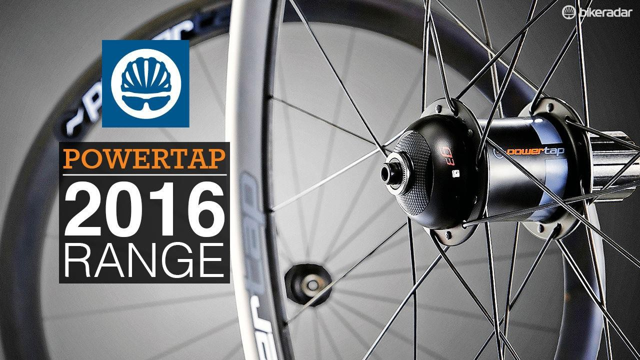 PowerTap's tried and trusted G3 hubs have been updated for discs