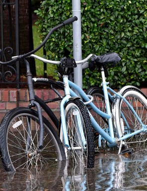Does your boss let you keep your bike indoors?