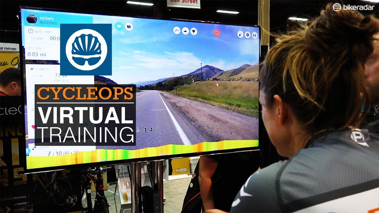 CycleOps Virtual Training now brings you challenges, multi-ride connectivity and access to premium content