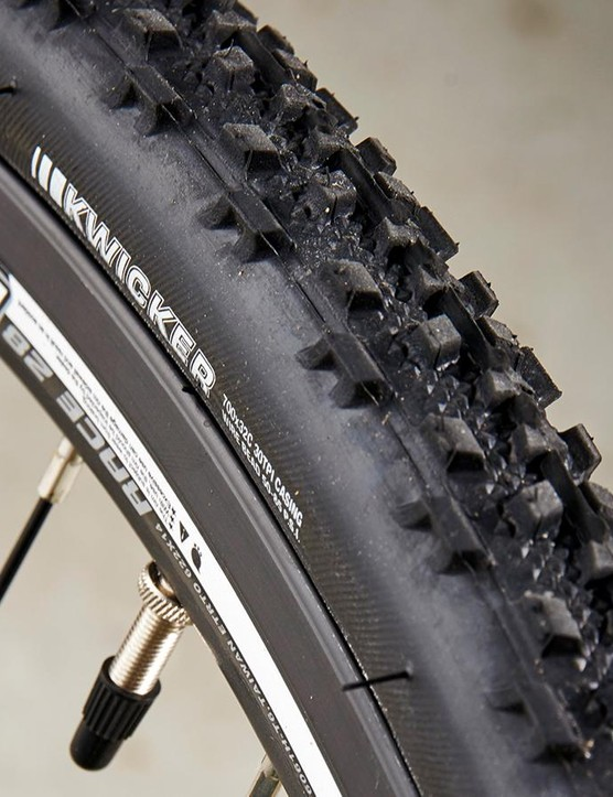 We'd probably fit slicker tyres than the Kendas for most city riding