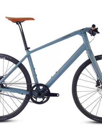 Canyon's Urban 7.0 certainly stands out from the city-bike herds