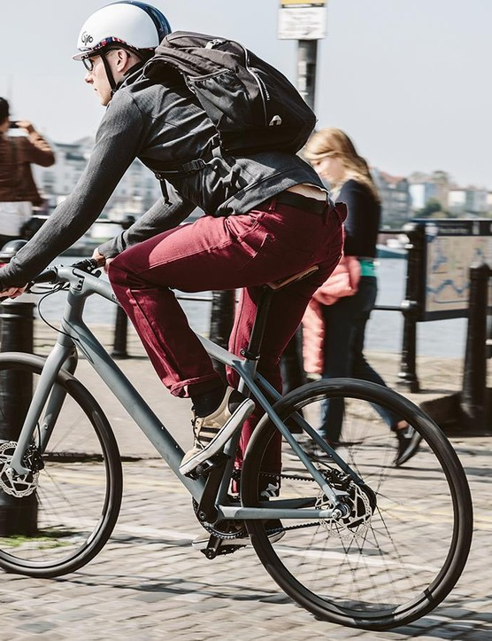 The Urban is a winner for zipping around rough city streets –just take care with the sizing