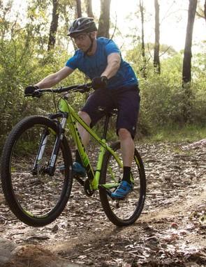 Riding a mountain bike should be fun - no matter the price of the bike