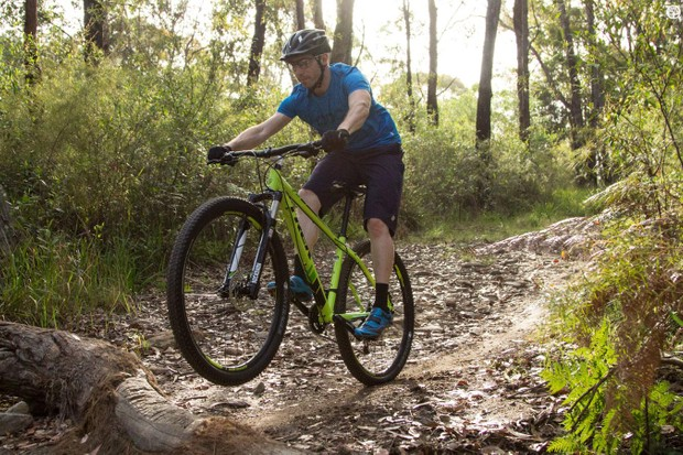 Riding a mountain bike should be fun - no matter the price of the bike