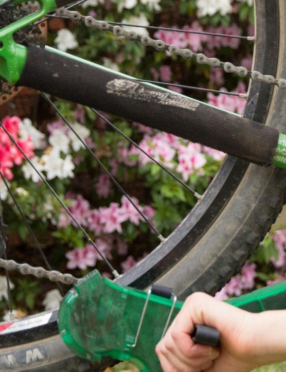 Keep your chain clean and save money long-term