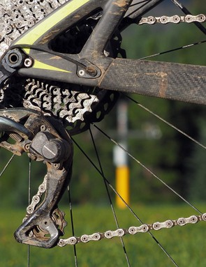 There were no arguments among BikeRadar testers that XTR Di2 worked exceptionally well. The question was whether it was remotely worth the exorbitant price premium over mechanical counterparts
