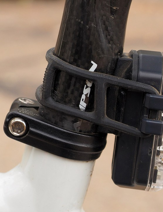 The revised mounting system holds more securely than before