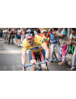 Taking on David Millar as a consultant was a smart move –the racing scenes are visceral and involving