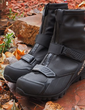 Bontrager has finally entered the winter cycling shoe market with the new Old Man Winter