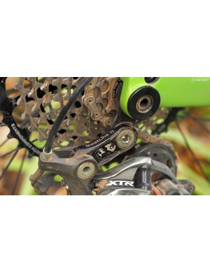 Lindarets – in partnership with Wolf Tooth Components – has just released the new Goatlink 11s for better shifting when using Shimano 11-speed rear derailleurs and very wide-range cassettes