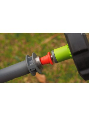 Included inserts make the Bopworx Fork Guard compatible with a wide range of dropout types