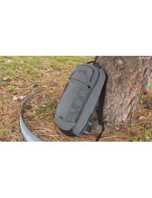 The EVOC FR Porter brings built-in back protection to the urban market