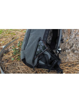 Multiple pockets are on hand to keep your gear organized – and readily accessible